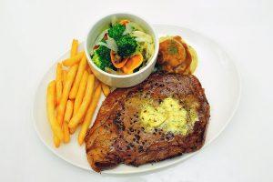 Steak Night @ De Vergulde Graaf